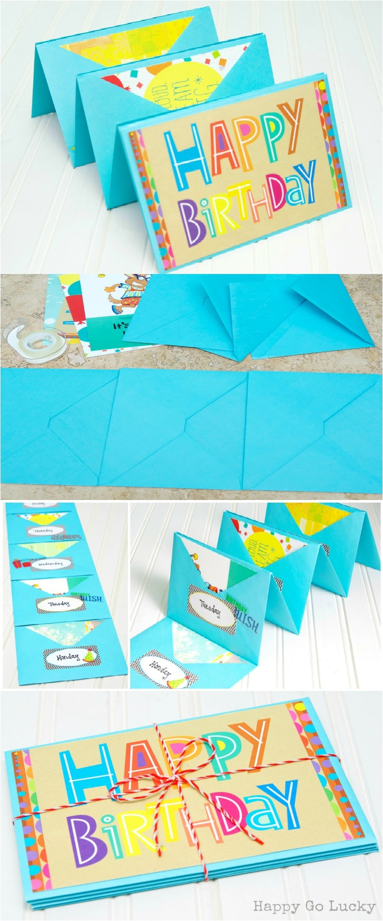 17 Fun and Thoughtful Birthday Cards to DIY