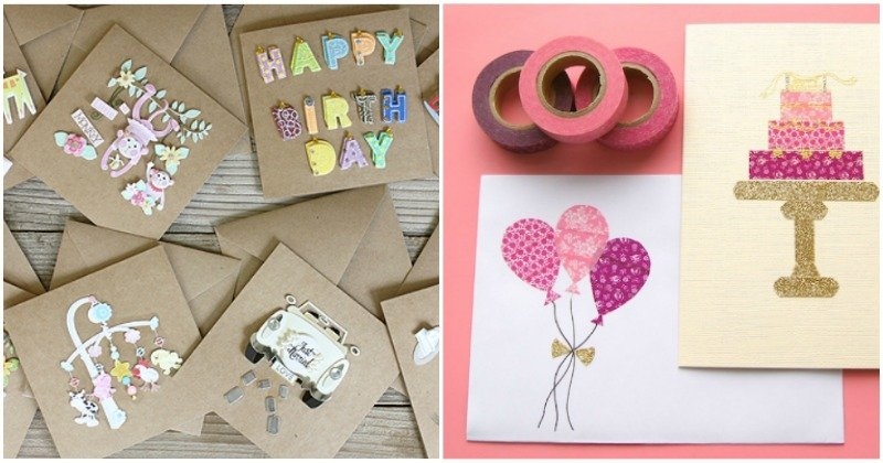 17 Fun And Thoughtful Birthday Cards To Diy Ritely