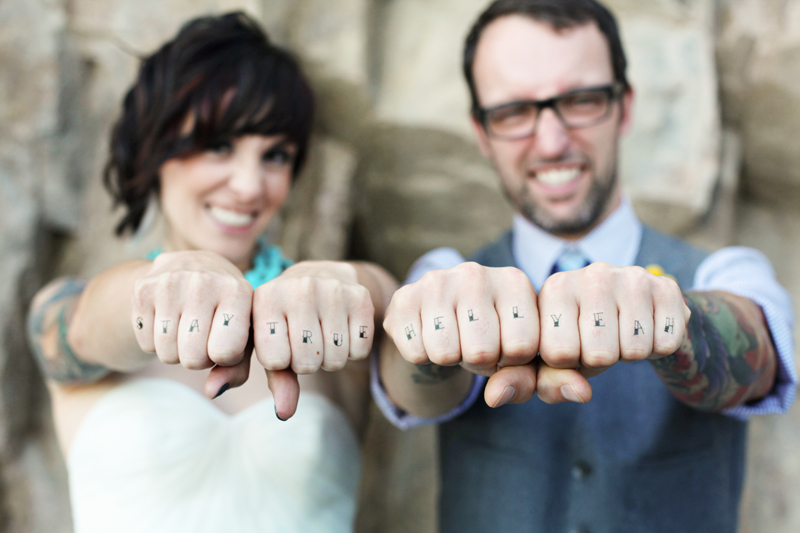 36 Ink Ideas for Tattoo-Loving Couples