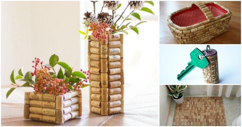 Wine Cork Crafts