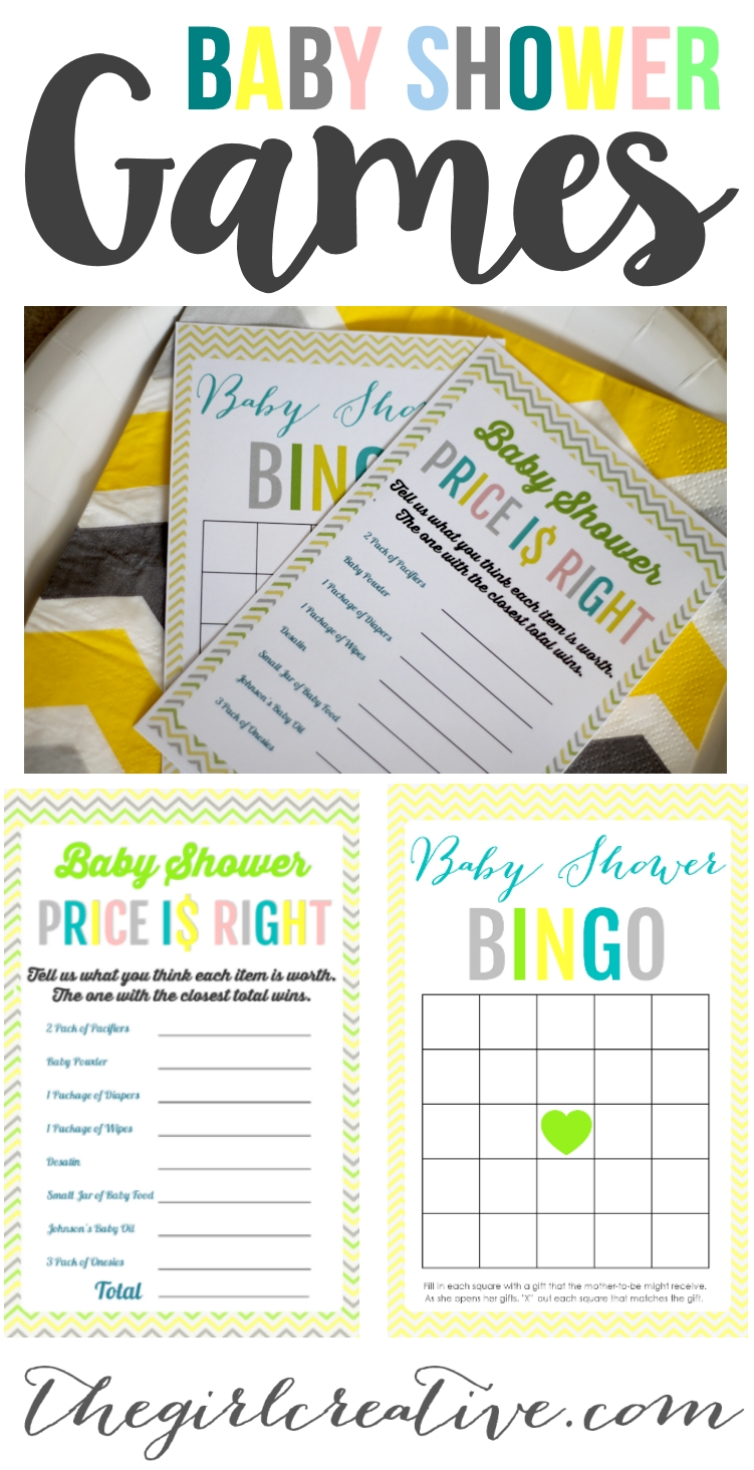 21 Fun Games for an Entertaining Baby Shower