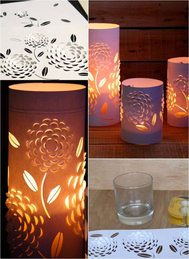 25 DIY Candle Holders to Add Flair to Your Home