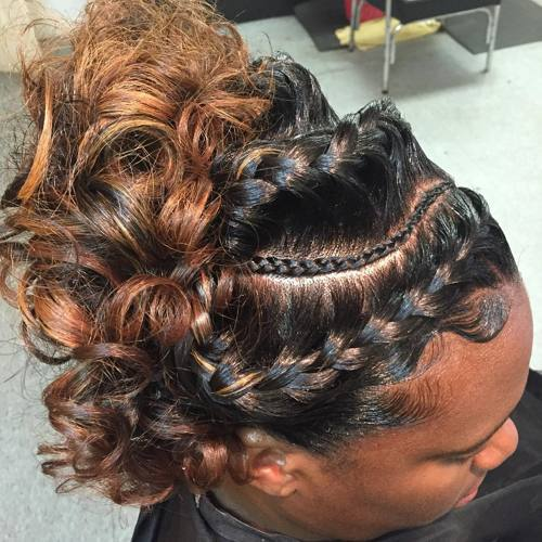 30 Goddess Braid Designs for Every Woman