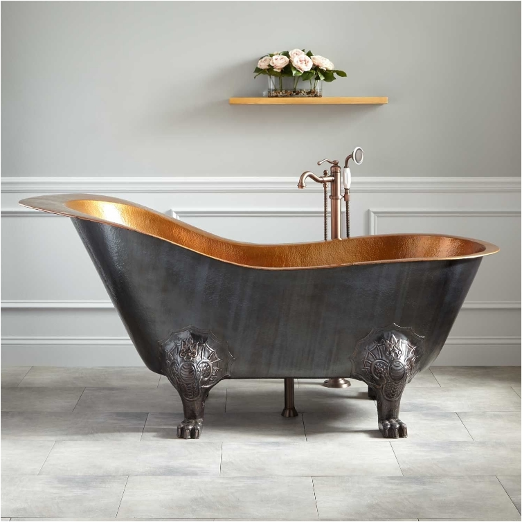 28 Clawfoot Tubs That Will Transform Your Bathroom - Ritely