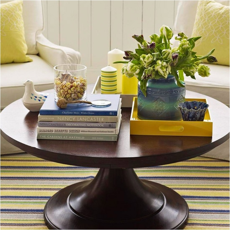 Books On Coffee Table. Add Bookish Charm To Your Home With 30 Book Decor  Ideas