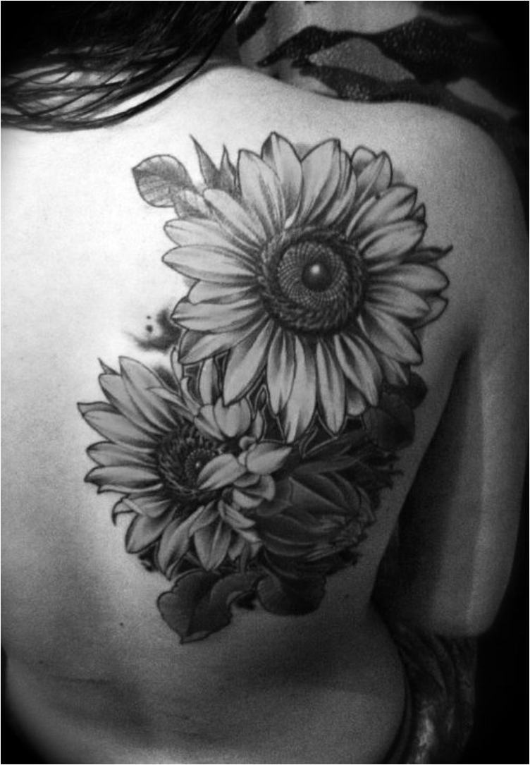 From delicate to rebellious 40 fabulous flower tattoos ritely from delicate to rebellious 40 fabulous flower tattoos izmirmasajfo
