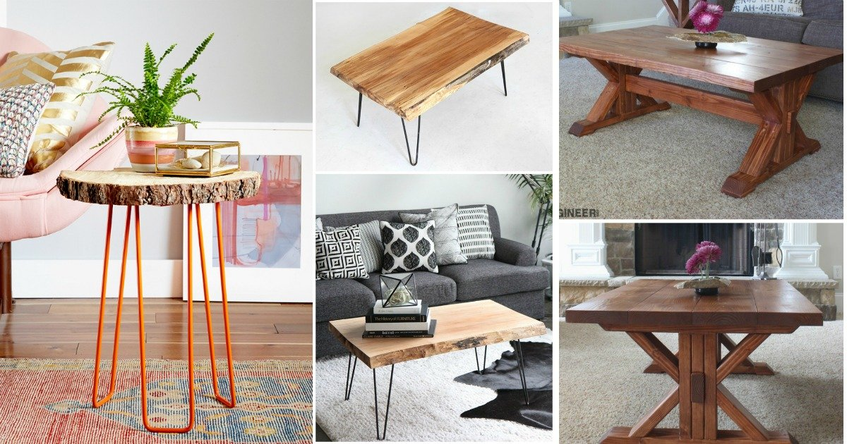 DIY Coffe Tables