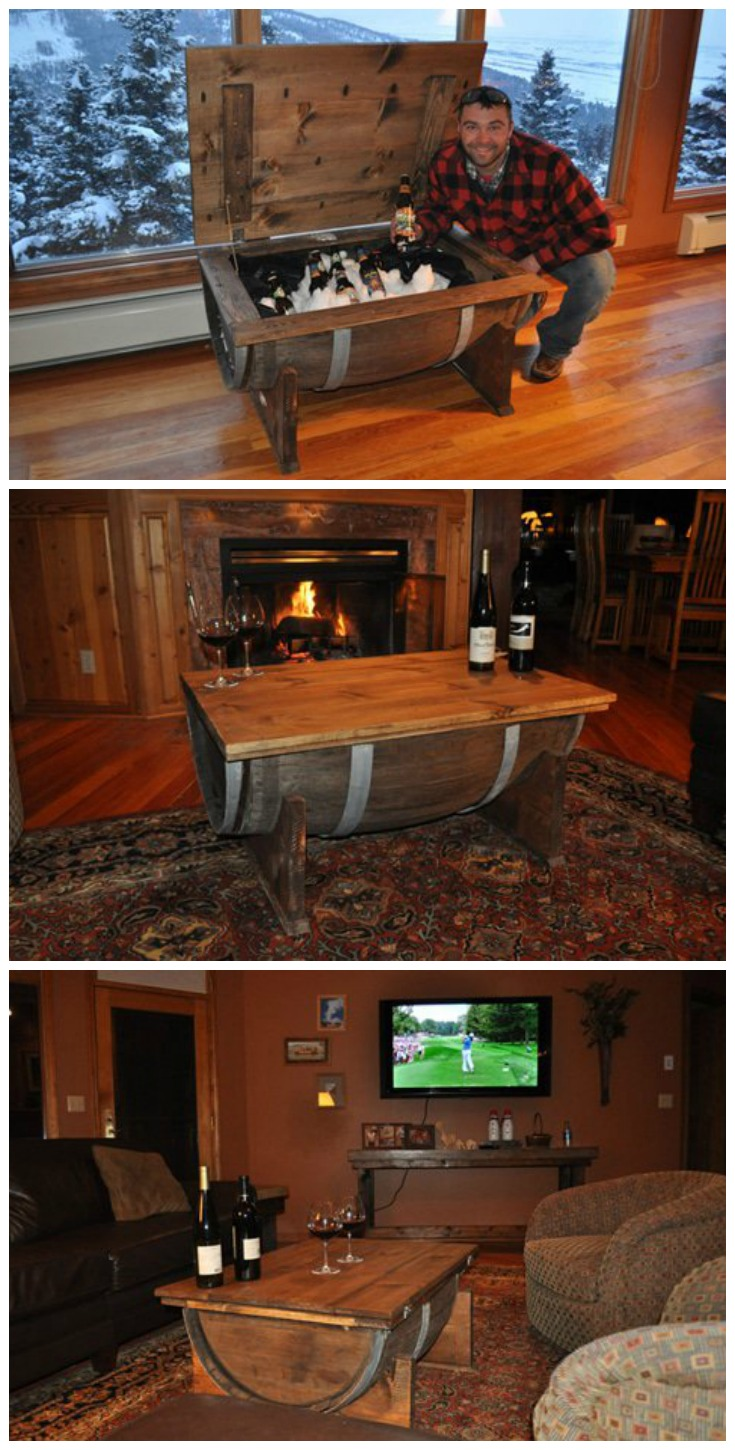 22 DIY Coffee Tables to Show Off Your Craftsmanship