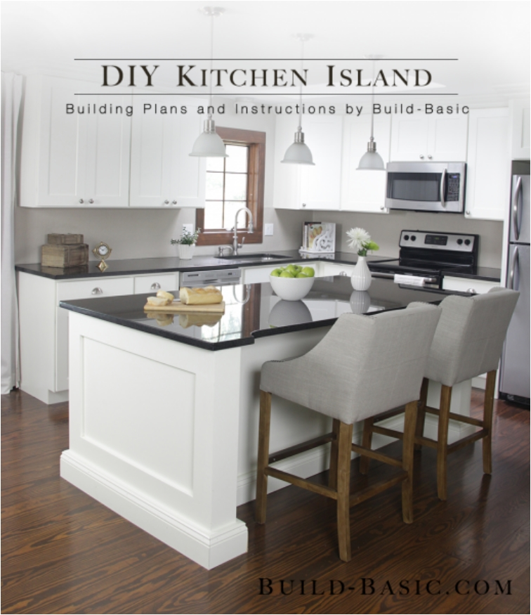 20 DIY Islands to Complete Your Kitchen