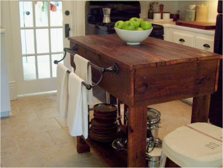 20 DIY Islands to Complete Your Kitchen Ritely