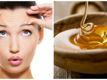 Honey Masks for Wrinkles