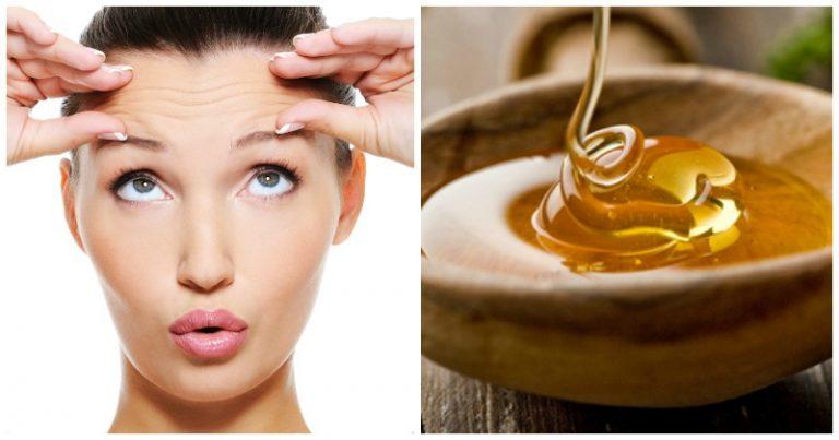 Honey Masks for Wrinkles