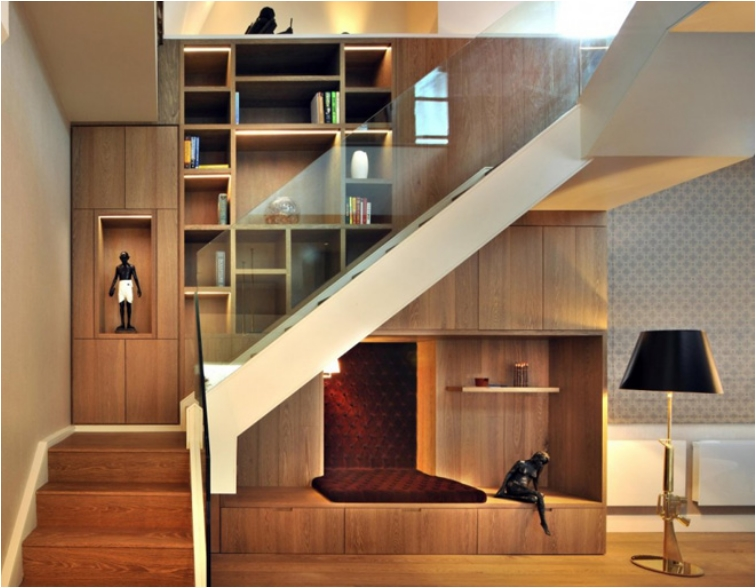 29 Brilliant Ideas For Utilizing The Space Under The Staircase Ritely