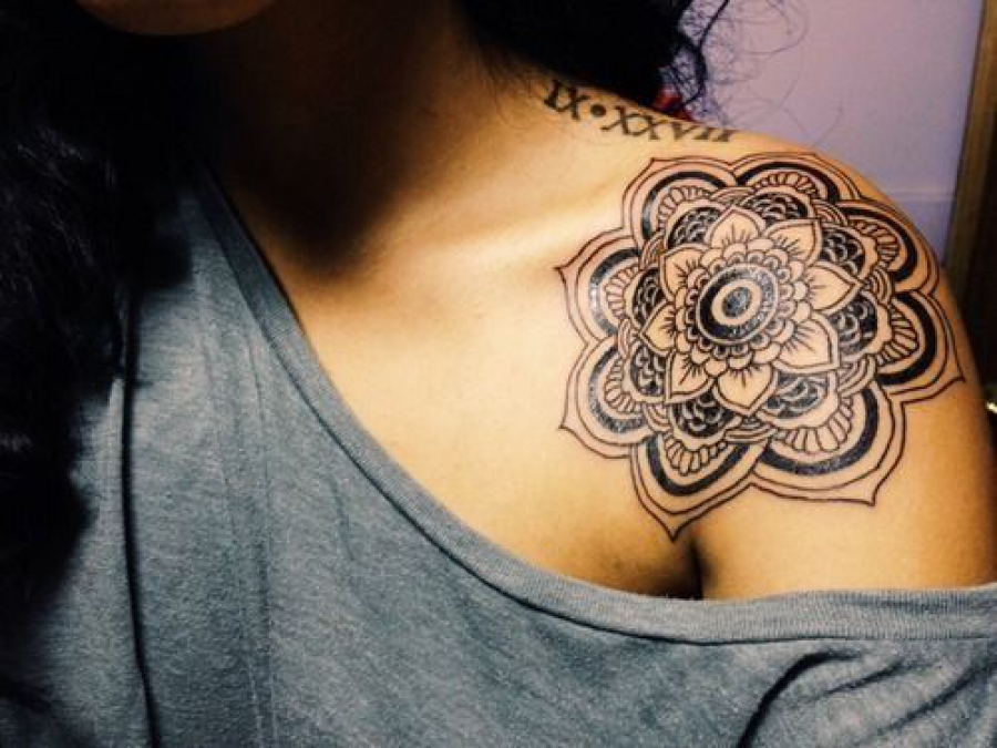 From Delicate toRebellious: 40 Fabulous Flower Tattoos