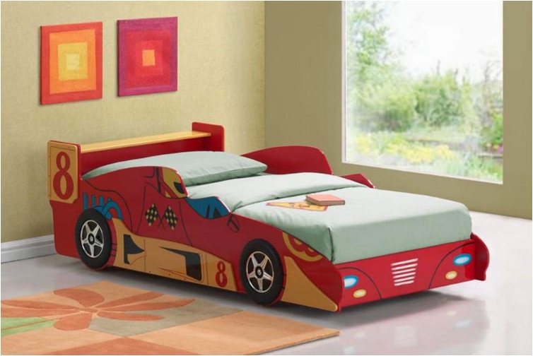 31 Cute Car Beds to Drive Your Kids to Dreamland