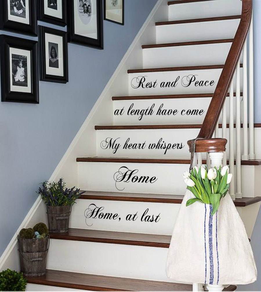 Stair Steps Ideas: 31 Stair Decor Ideas To Make Your Hallway Look Amazing