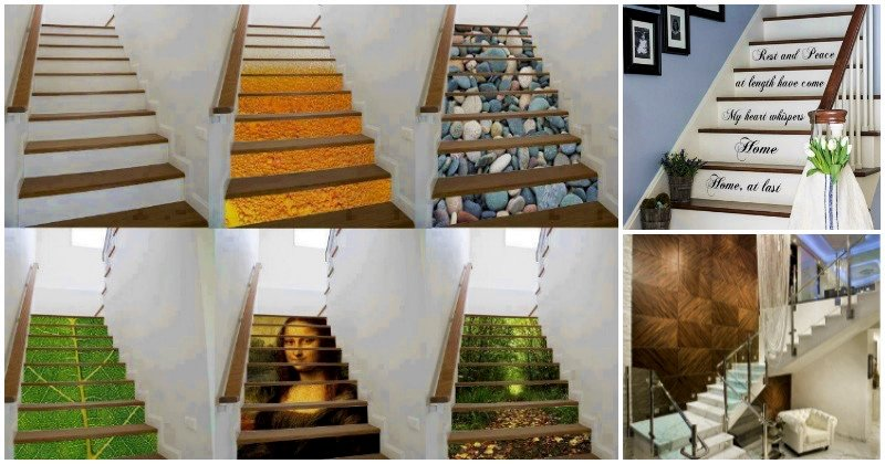 Genial 31 Stair Decor Ideas To Make Your Hallway Look Amazing   Ritely