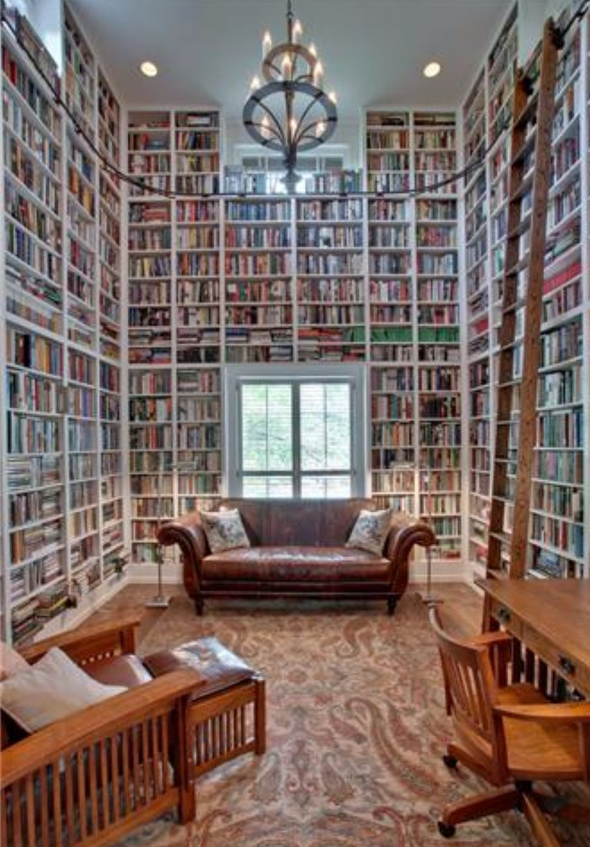 Home Libraries Home Libraries Any Bibliophile Would Love To Have