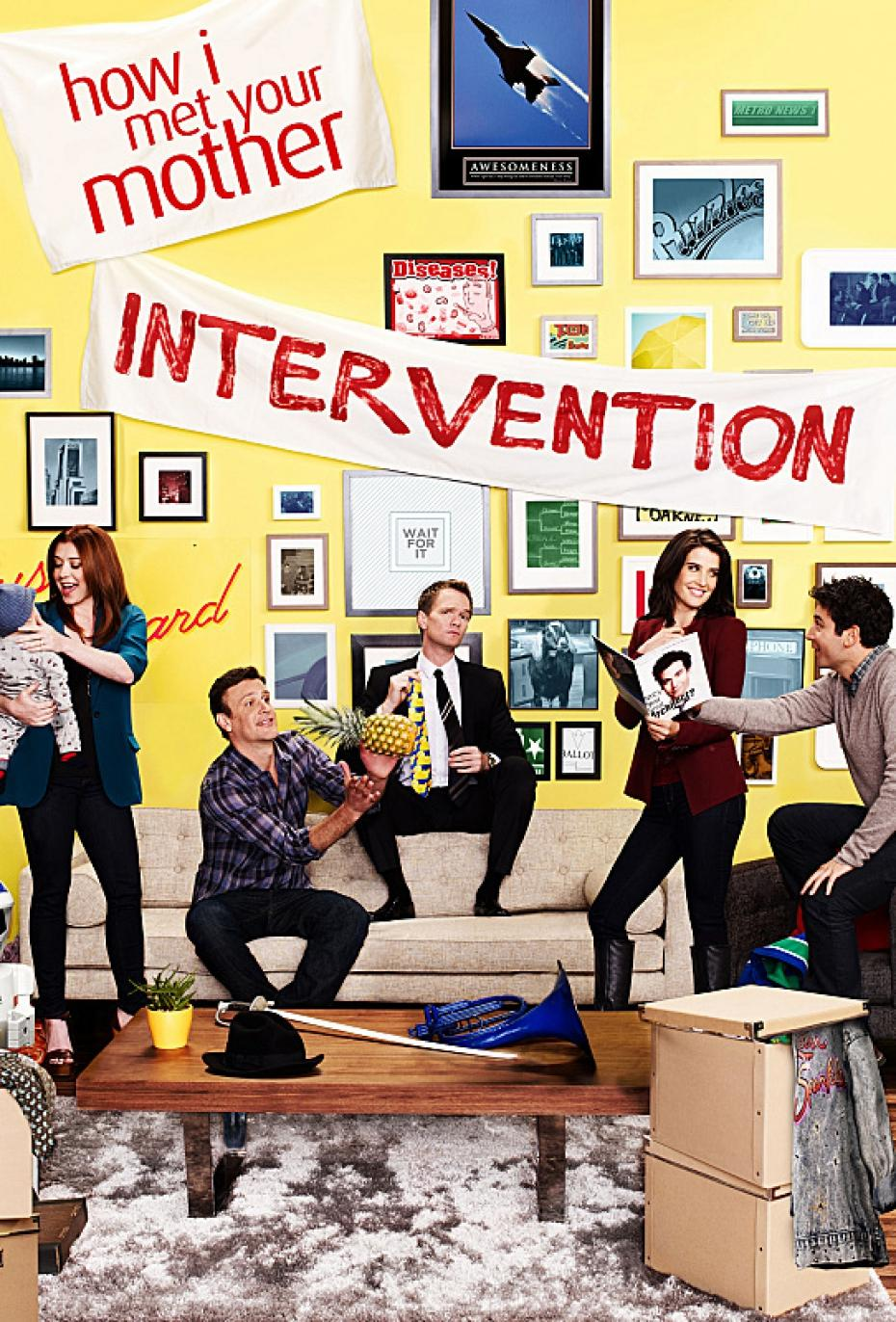 "32 Fun Trivia You Didn't Know About ""How I Met Your Mother"""