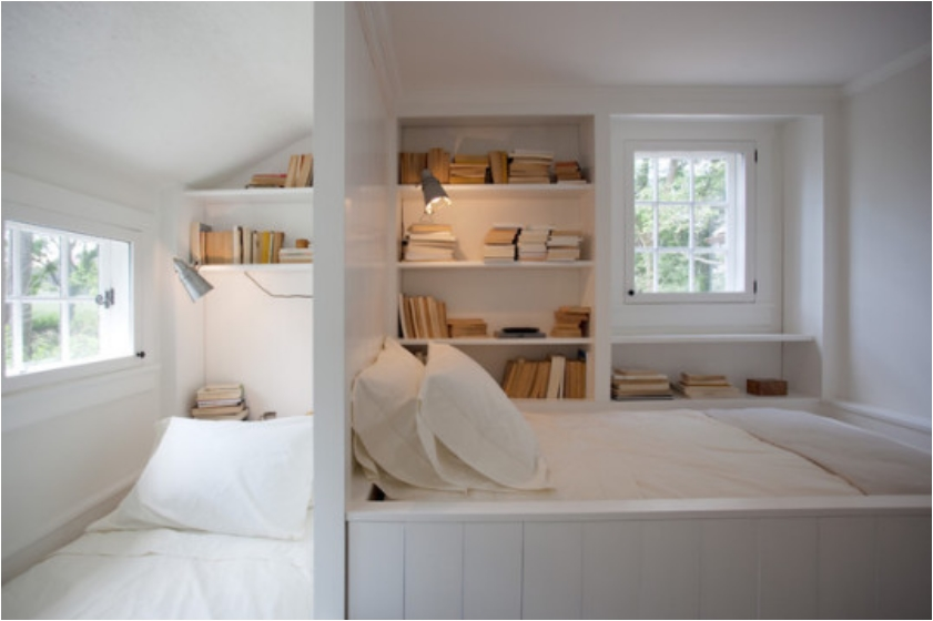 40 Cozy Nook and Alcove Beds to Curl Up and Unwind In