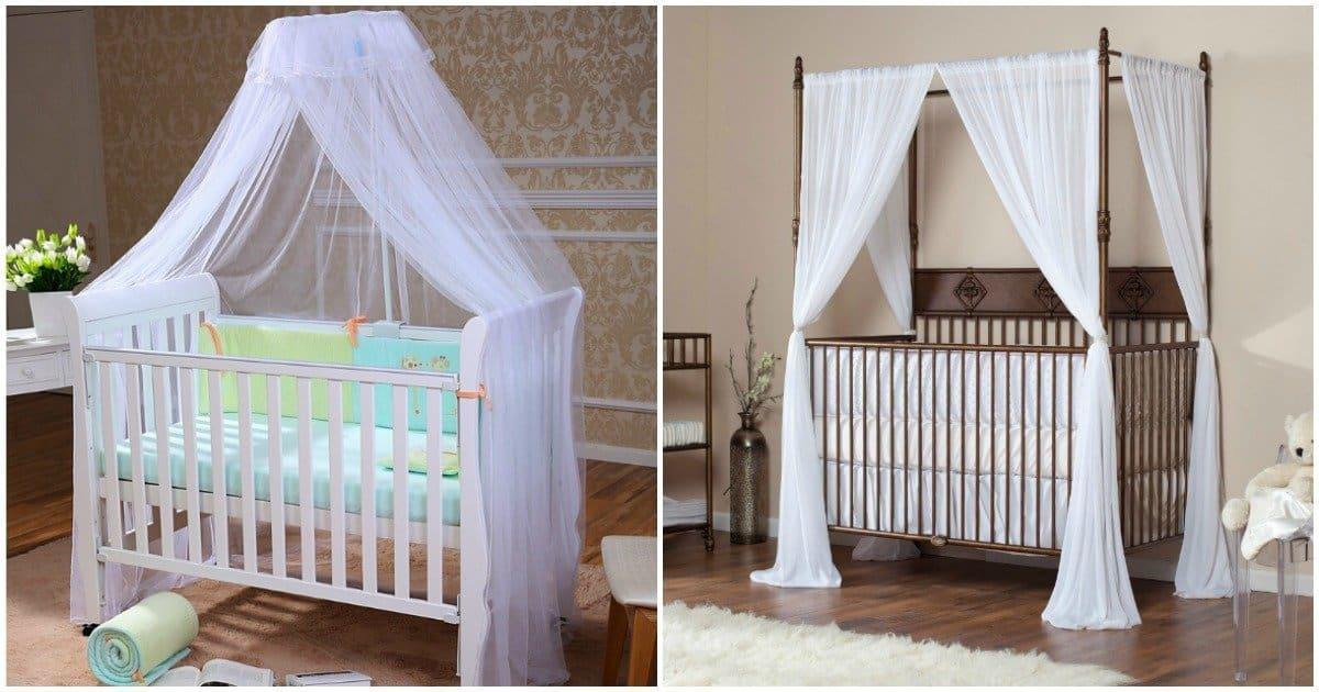 Canopy Cribs