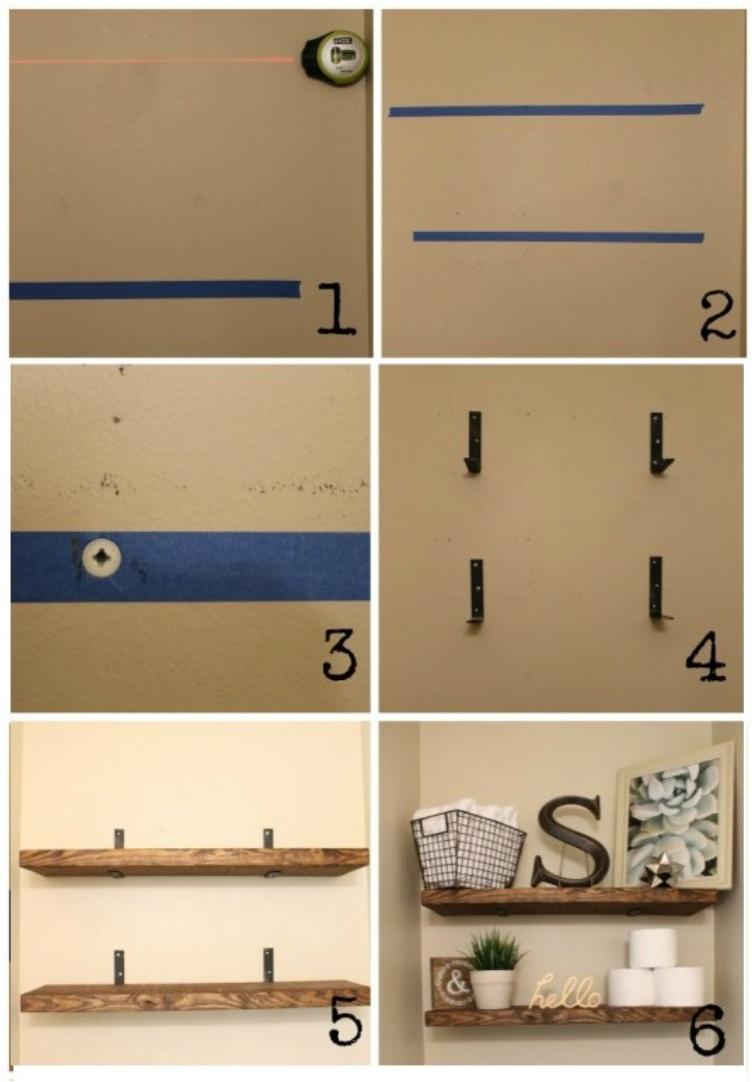 20 Budget-Friendly Bathroom Renovation DIY's