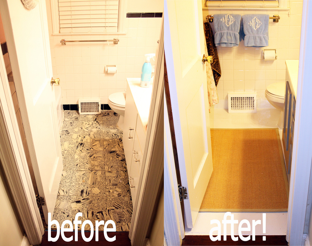 20 Budget-Friendly Bathroom Renovation DIY's