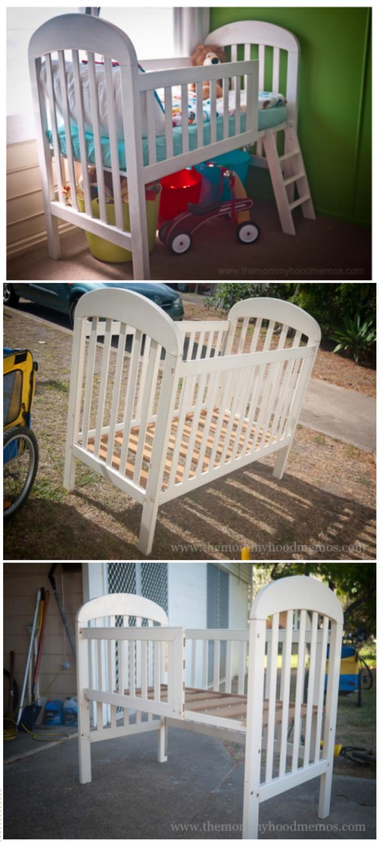 28 diy s to repurpose old furniture. Black Bedroom Furniture Sets. Home Design Ideas