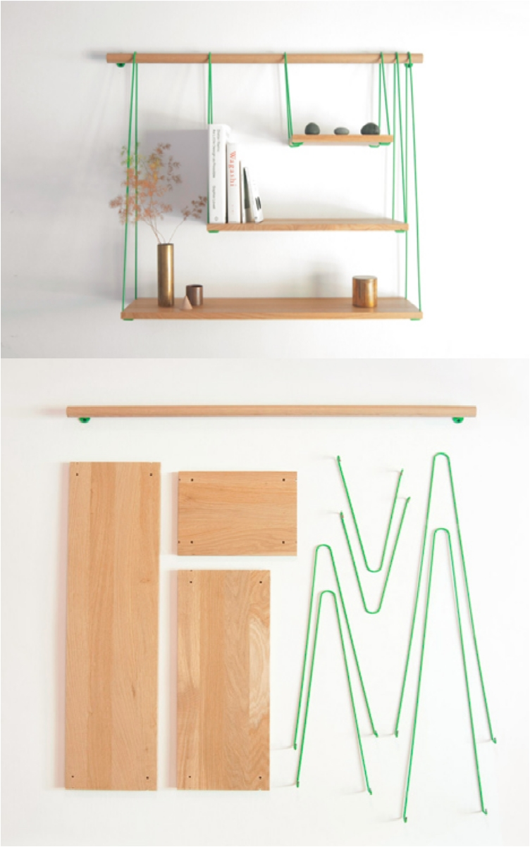 31 Diy Hanging Shelves Perfect For Every Room In Your Home Ritely