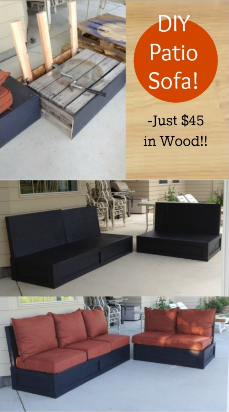 18 DIY Pallet Sofas Perfect for Indoors and Outdoors
