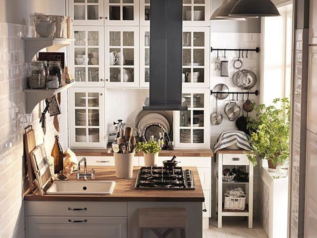 43 Ways to Design the Perfect, Tiny Kitchen