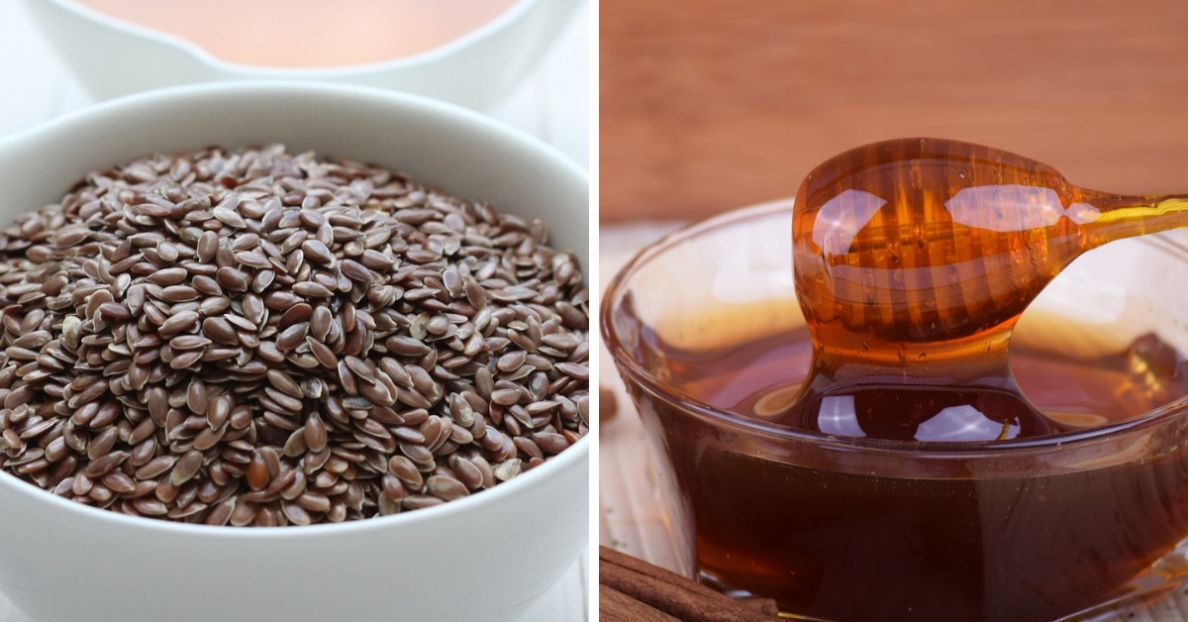 Heal Mouth Ulcers Quickly with Honey-Linseed Mixture