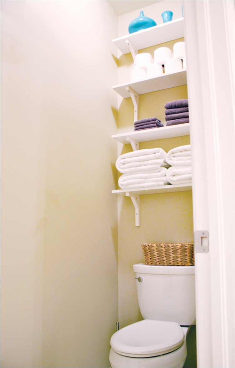 28 Great Diy 39 S For Organizing A Tiny Bathroom Ritely