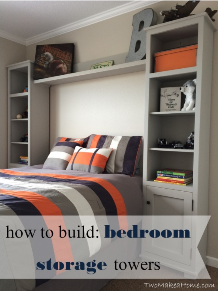 26 Ideas To Maximize A Tiny Bedroom Space Page 26 Of 27
