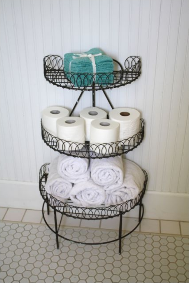 30 Creative Ways To Store Toilet Paper Ritely