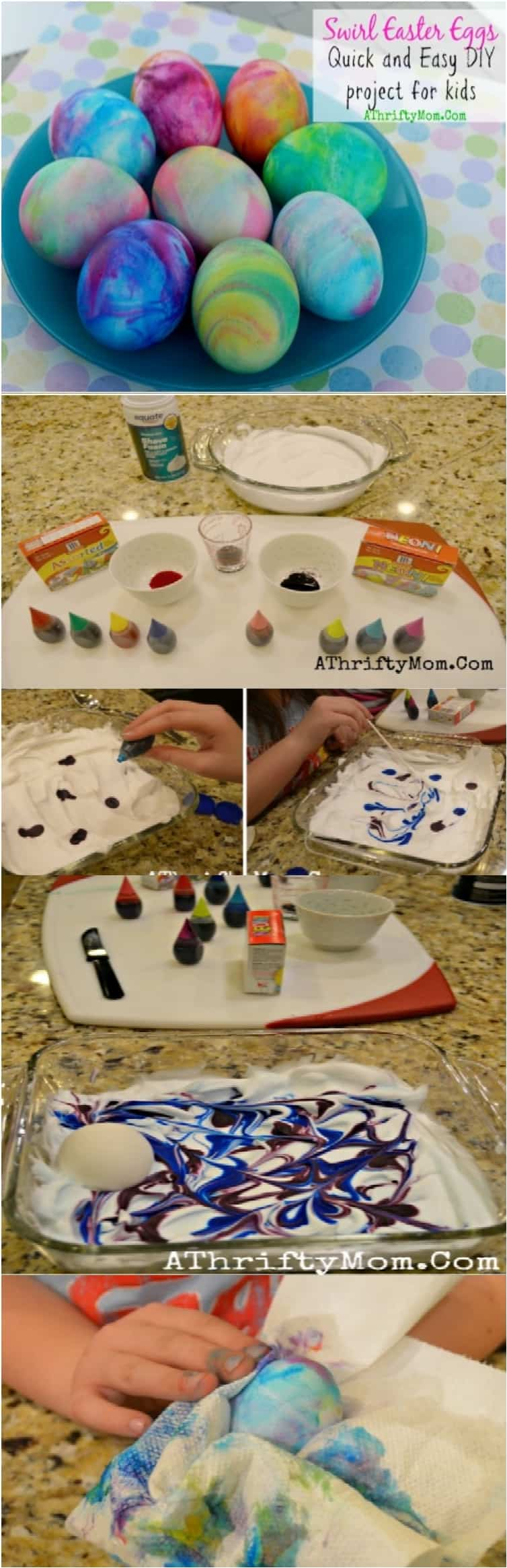 24 Creative Ways to Dye Easter Eggs