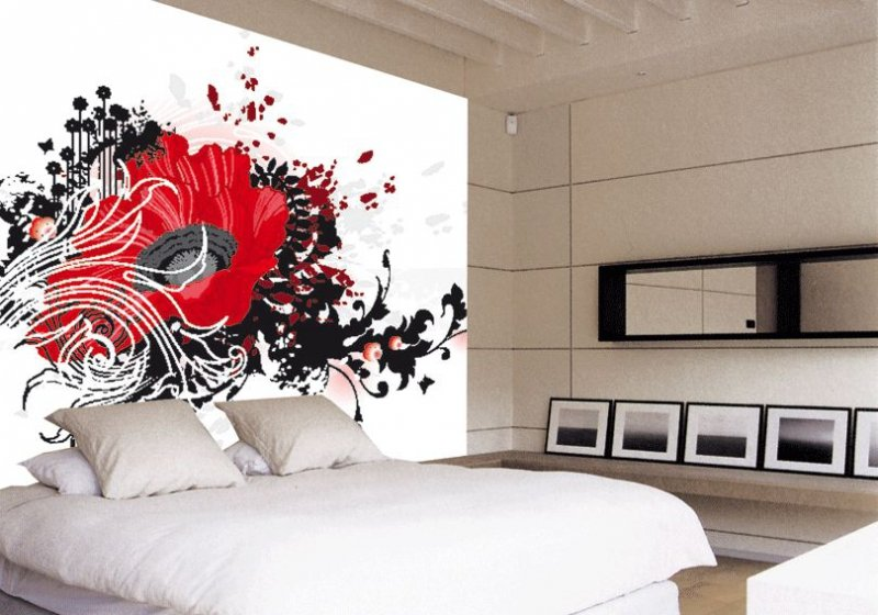31 Elegant Wall Designs To Adorn Your Bedroom Walls