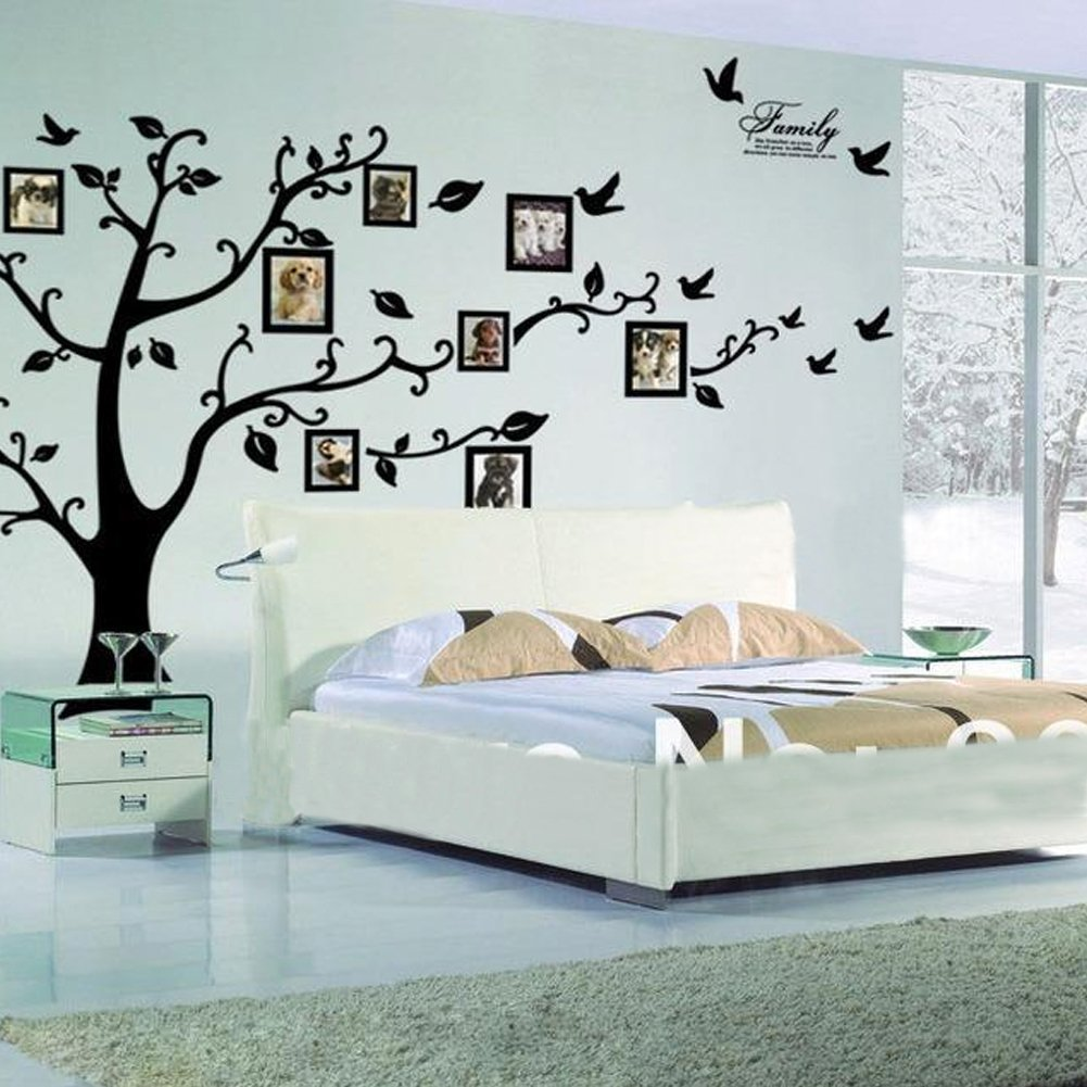 Awesome Bedroom Wall Designs Images Decorating Home Design