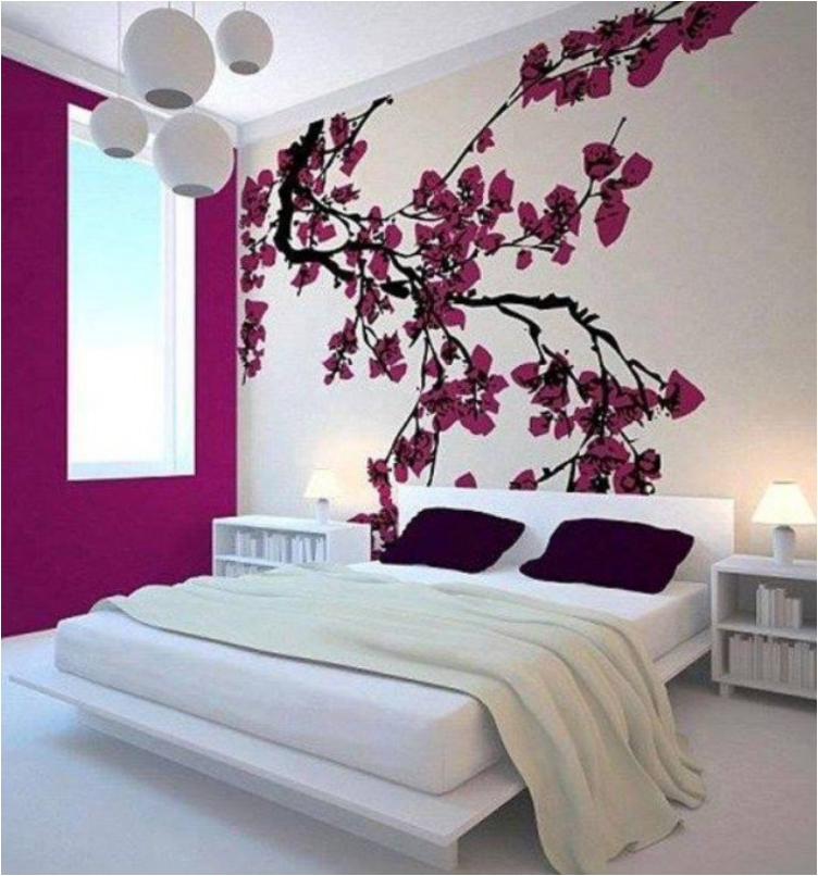 48 Elegant Wall Designs To Adorn Your Bedroom Walls Ritely Amazing Bedroom Wall Design
