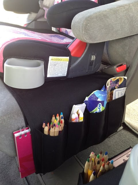 17 DIY's for Keeping the Kids Happy on Road Trips