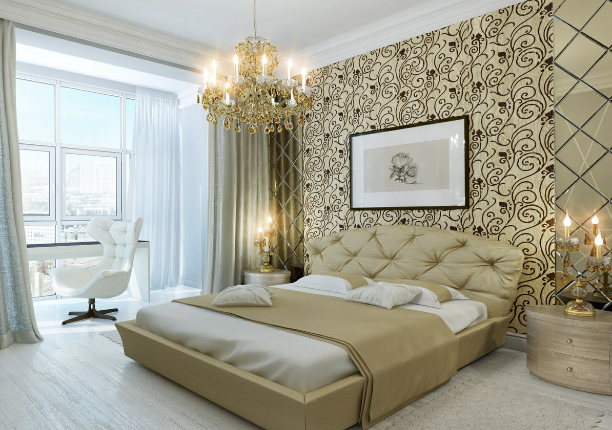 31 elegant wall designs to adorn your bedroom walls ritely rh ritely com