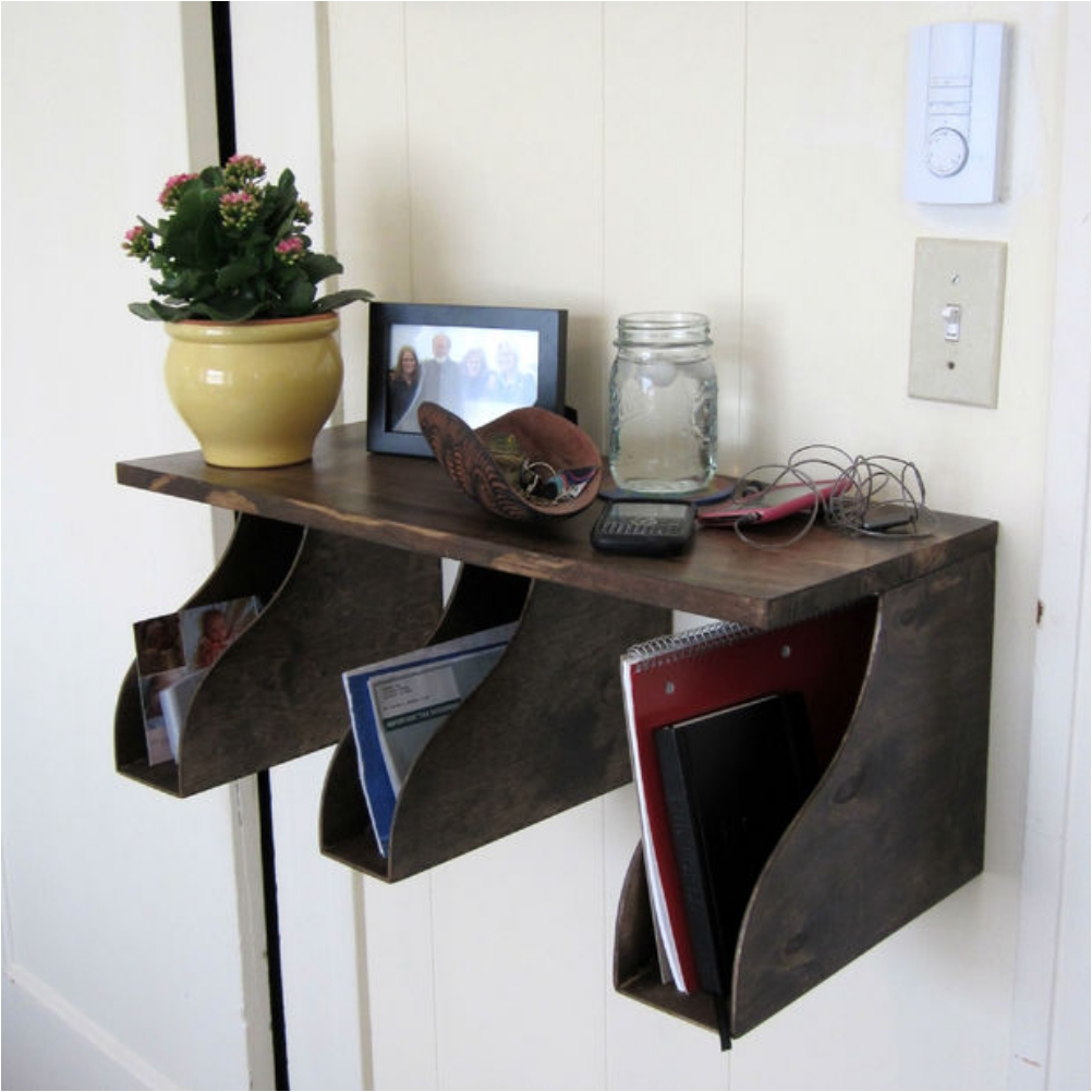 24 Great Storage Solutions Using Magazine Holders