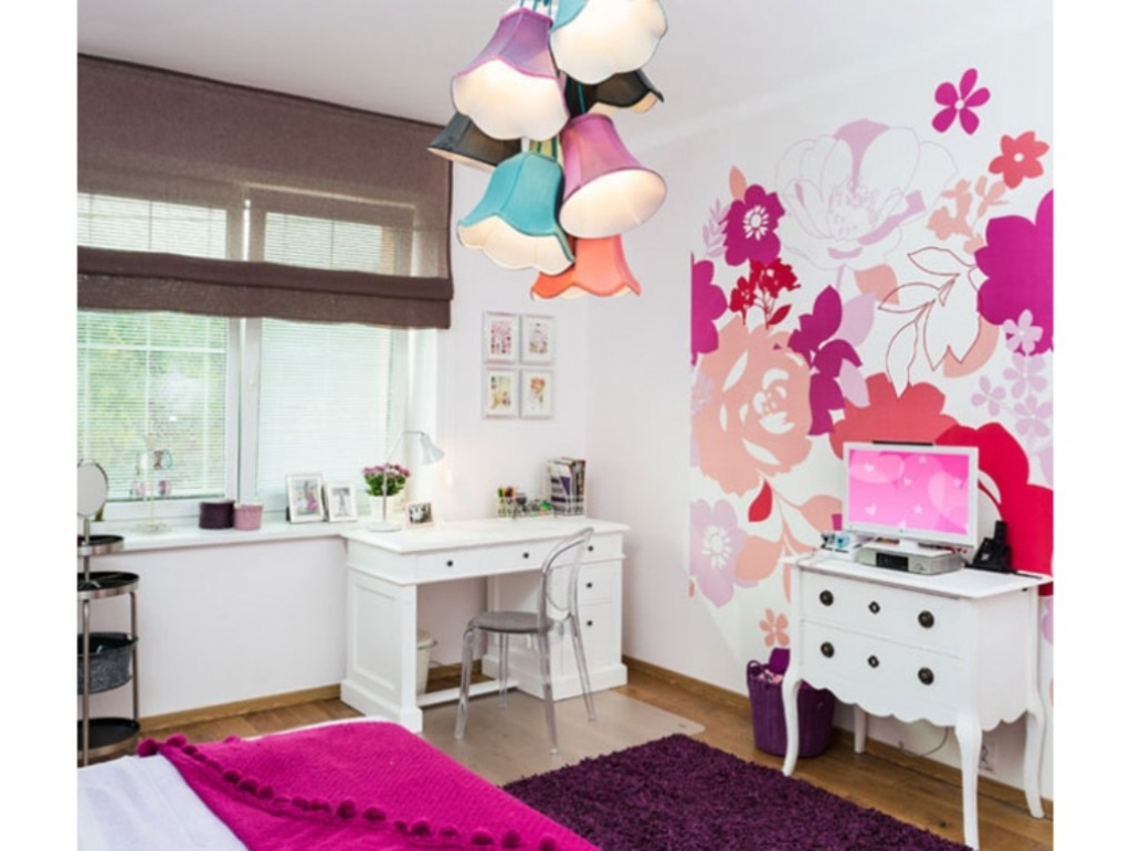 36 awesome teen girl bedroom designs ritely for Room decor ideas simple