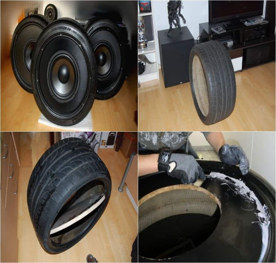 Repurpose Old Car Tires in 18 Brilliant Ways
