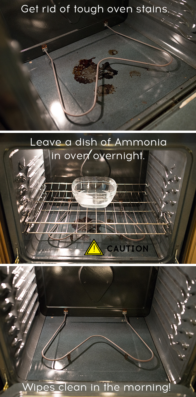14 Easy, Natural Tips for a Spotless Oven