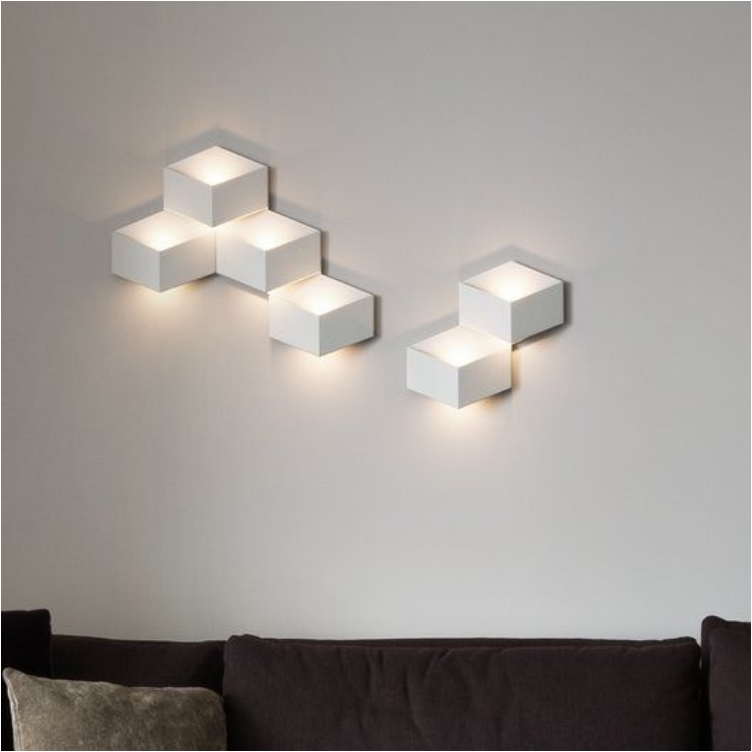 These 26 Brilliant LED Wall Mounted Lights Are a Work of Art - Ritely