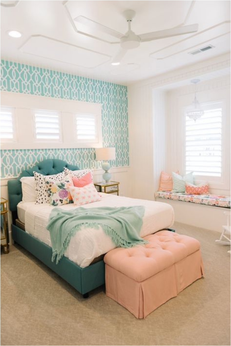 Awesome 36 Awesome Teen Girl Bedroom Designs
