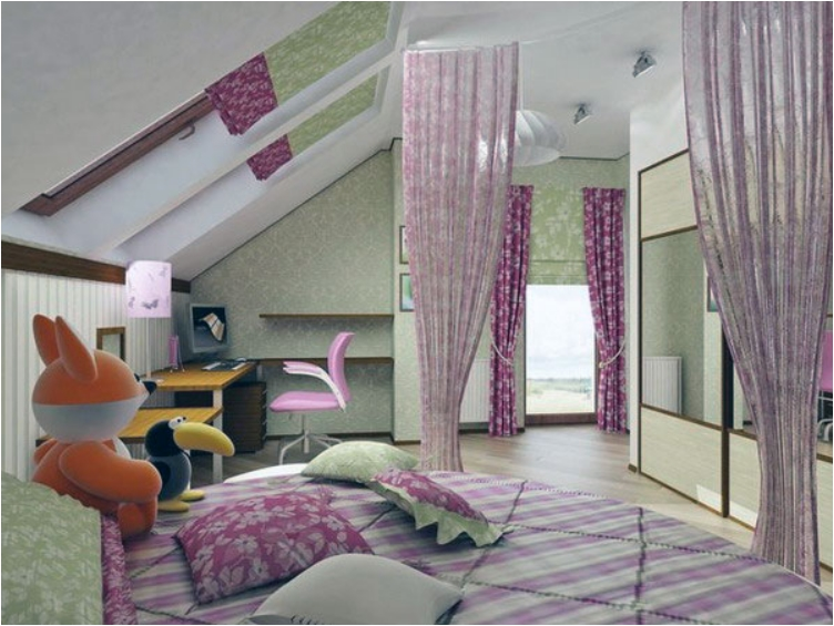 36 Awesome Teen Girl Bedroom Designs
