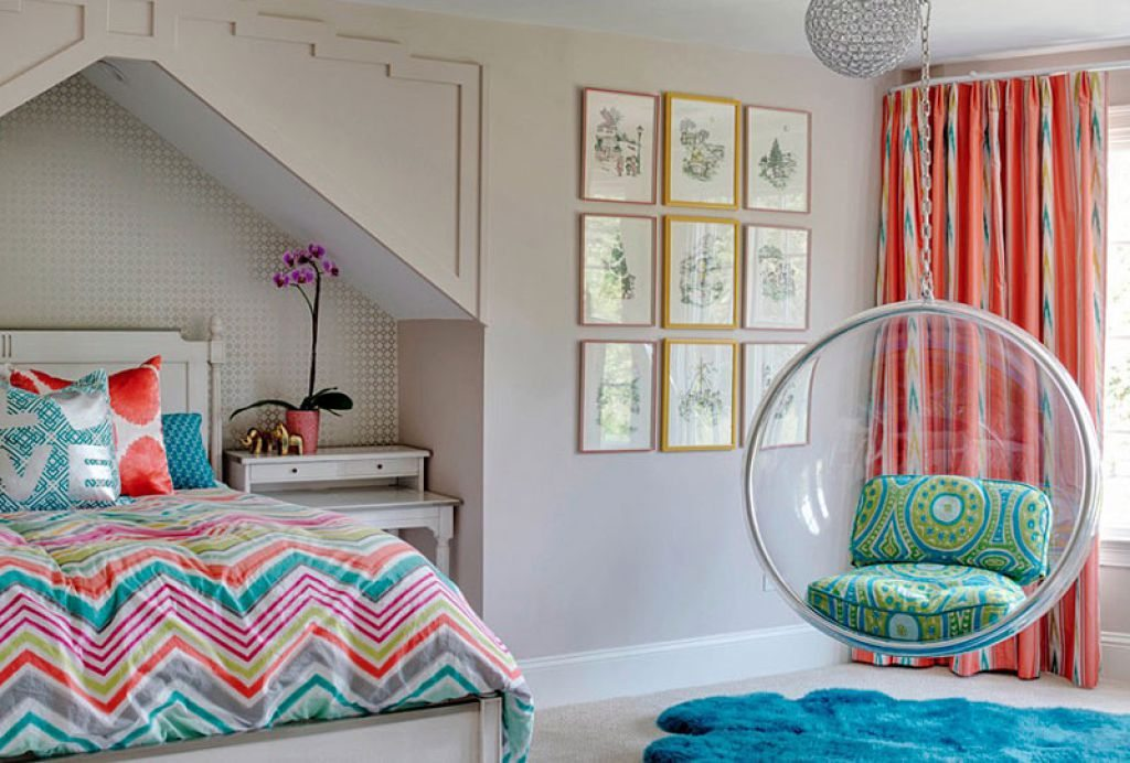 Beautiful 36 Awesome Teen Girl Bedroom Designs