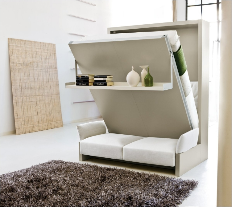 23 Clever Compact Bed Designs